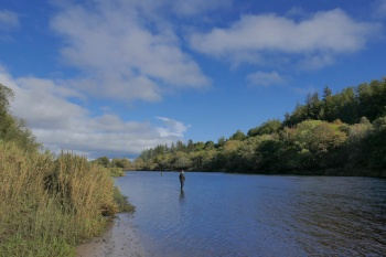 The River Beauly, near Pinewood Steading